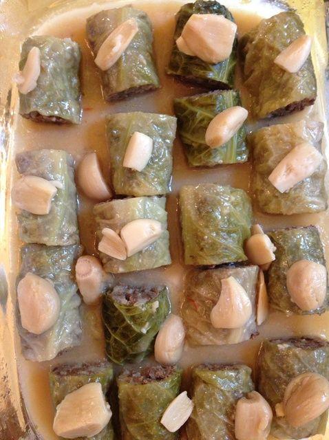 Cómo rellenas col verde, la receta francesa Kale