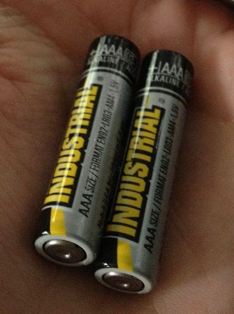 Fotografía - Cómo sustituir tamaños de batería en un instante