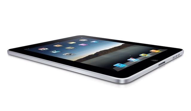 Siguiente ... Usted tendrá un iPad