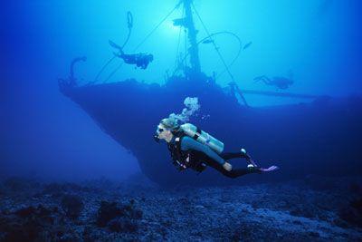 Shipwreckage