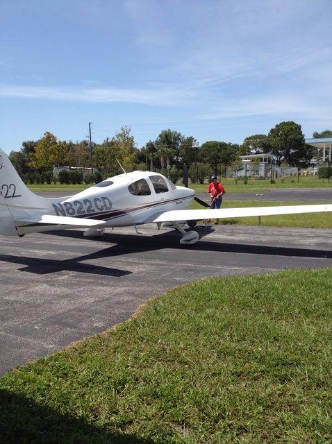 Fotografía - Cómo sobrevivir a tu primer pequeño avión del vuelo