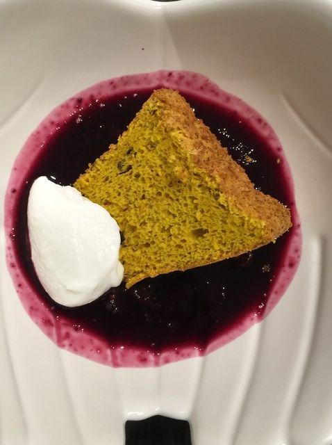 Fotografía - Cómo sueca Blueberry Sopa y Spiced Angel Food Cake