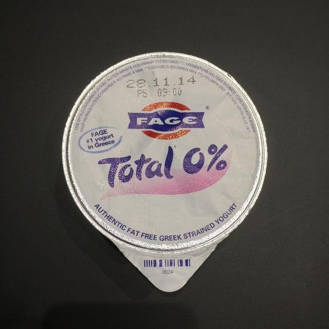 Servir con grasa yogur griego gratis
