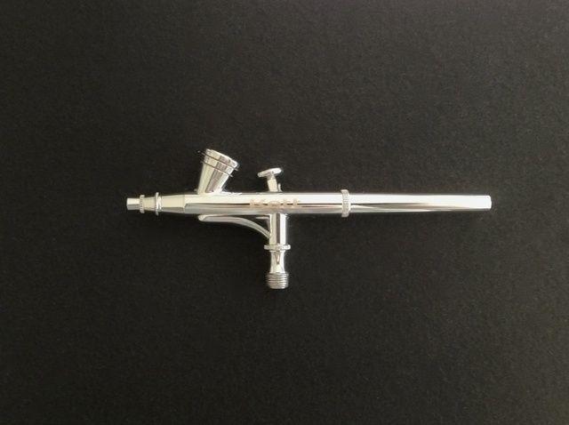 Fotografía - Cómo desarmar una pistola de aerógrafo