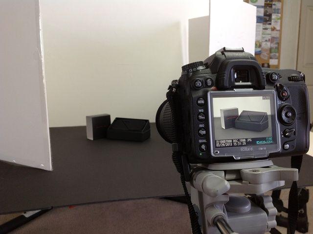 Fotografía - Cómo tomar fotos impresionantes de artículos para vender en eBay