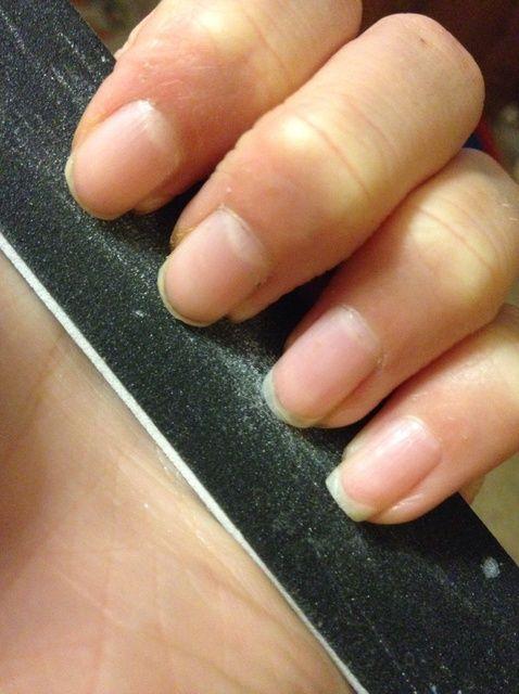 Fotografía - Cómo cuidar de Ur Nails / manos !!