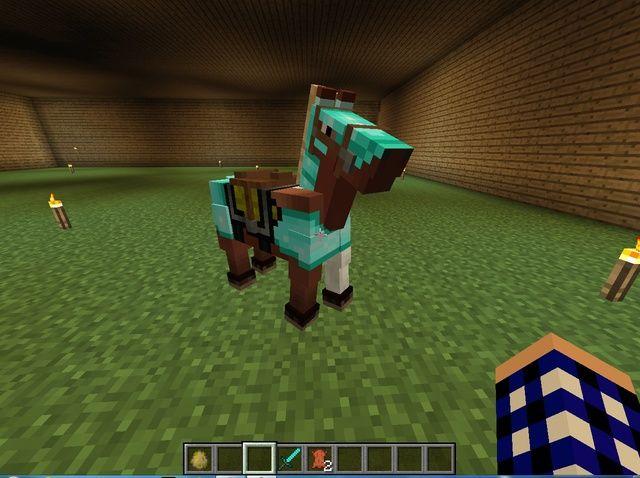Fotografía - Cómo domar a un caballo en Minecraft PC