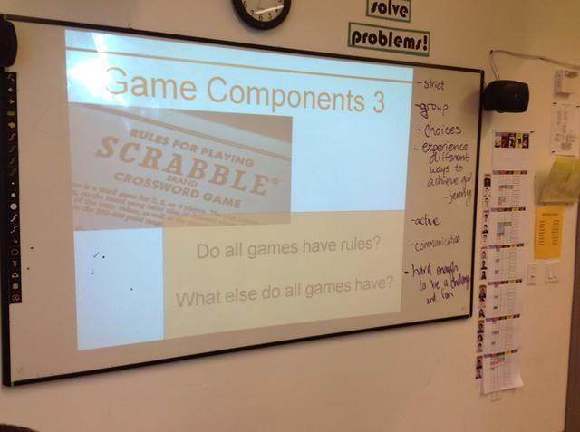 Ir a la diapositiva siguiente. Pregunte a los estudiantes si o no todos los juegos tienen reglas.