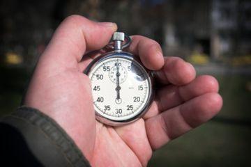 Cronómetros y cinta de medición ya no son necesarias.