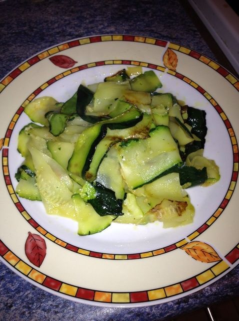 Cómo La Mejor Receta Zucchini Slithers