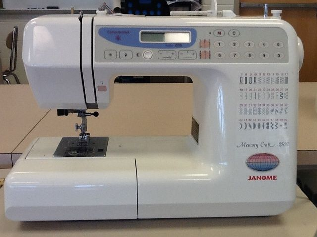 Fotografía - Cómo enhebrar una máquina de coser