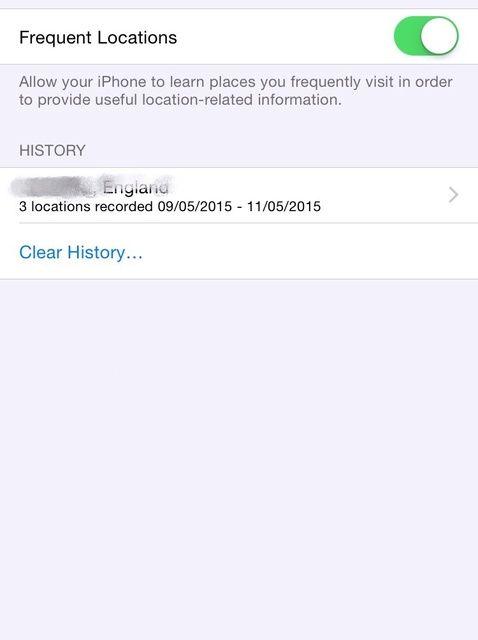 Cómo realizar el seguimiento cada movimiento en secreto con su iPhone