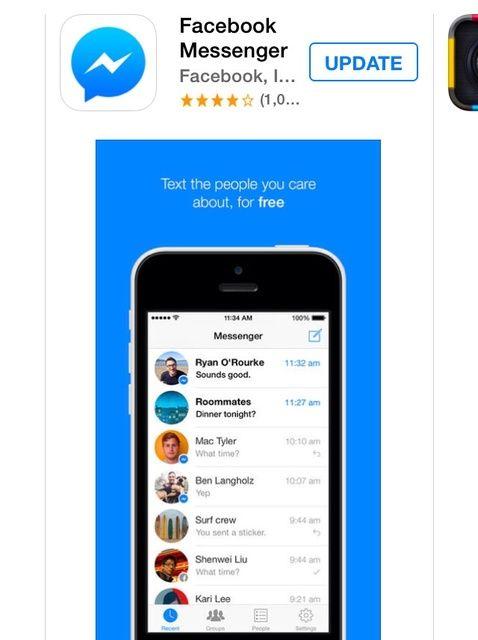 Cómo transferir contactos de Facebook a tu iPhone.