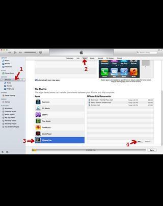 Conecte el dispositivo a cualquier ordenador con los últimos iTunes. Tenga cuidado de no sincronizar con él. Ir directamente a la