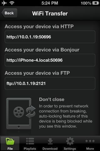 Permanezca en esta pantalla. Recuerde que la primera dirección que se indica (HTTP). Ahora ve a tu computadora ...