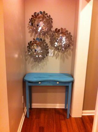 Añadir unas bonitas decoraciones y ... VIOLA. !! Disfrute de los cumplidos que're going to get cuz ... You are AmAziNg !!! :)
