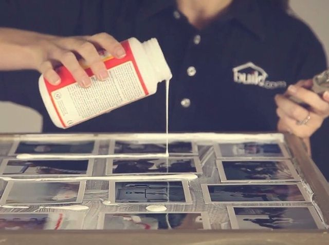 Cómo transformar una mesa con Decoupage
