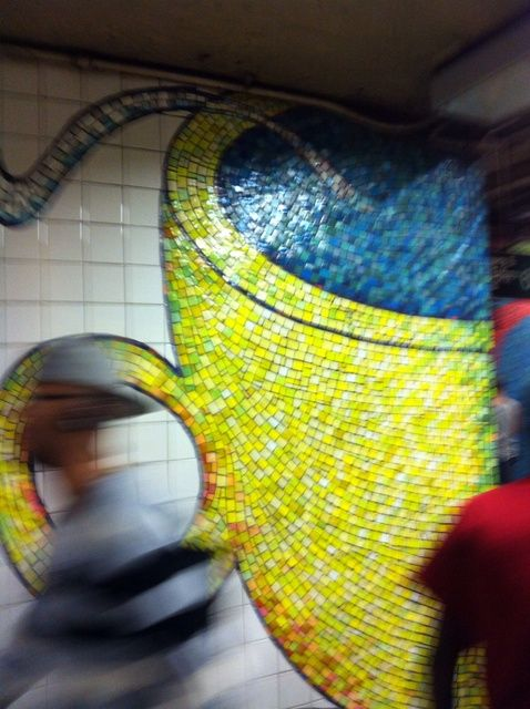 Fotografía - Cómo viajar a través de la ciudad de Nueva York (MTA) de metro