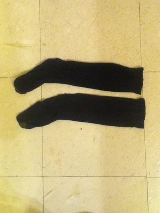 Cualquier calcetín de altura debería funcionar
