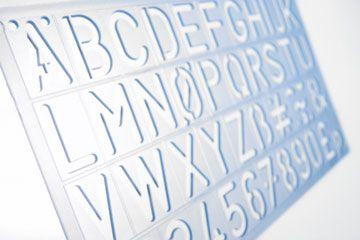pared proyecto Palabras revestimientos de paredes