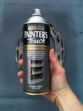 Solía ​​Pintor's Touch spray, it's my favourite!