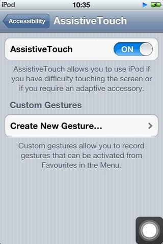 En esta, se puede añadir un gesto! En él se explica cuando lo haces cómo ayuda y lo que hace !!