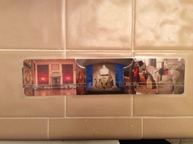Fotografía - Cómo activar talones de boletos En un Bookmark