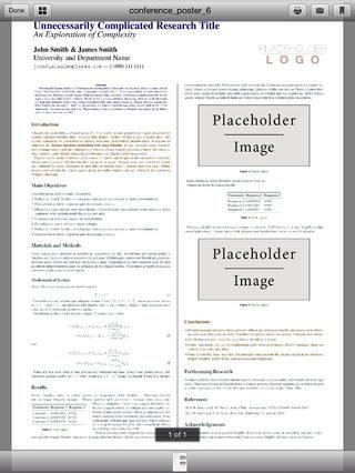 Y este es el documento generado.