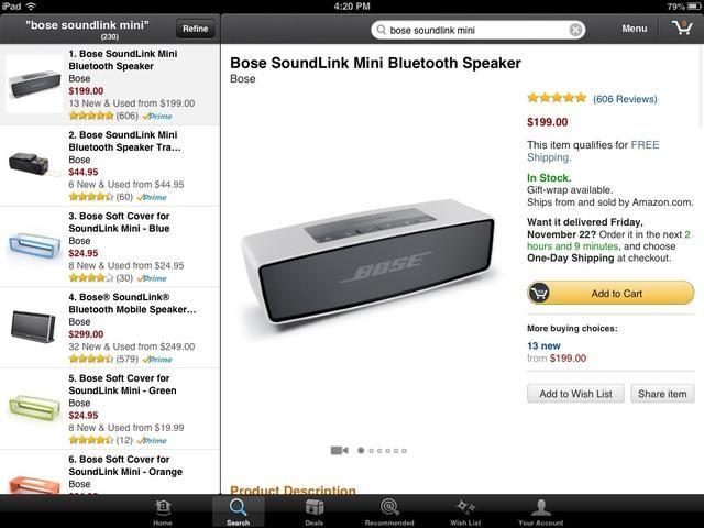 Los altavoces Satechi y yo-Live ya no son mis altavoces de elección. Bose SoundLink Mini. Hay que escucharlos.