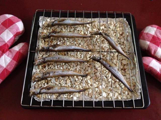 Colóquelo en un horno precalentado a 200 ℃ y hornear hasta que hecho.