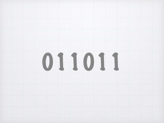 ¿Puedes calcular este número en binario?
