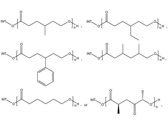 Una de mis combinaciones favoritas se llama policaprolactona (C6 H10 02) Dispone de 6 átomos de carbono, 10 átomos de hidrógeno, y 2 átomos de oxígeno. También se le llama SHAPELOCK o plástico respetuoso.