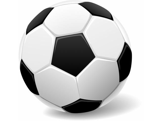Esa podría ser la razón por la pelota de fútbol tiene la forma de esa manera.