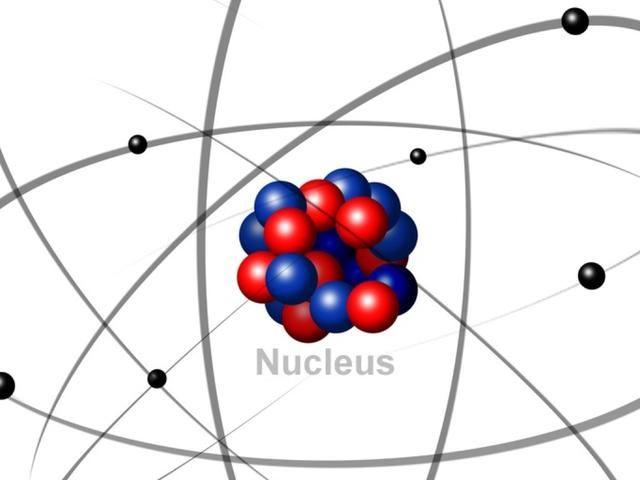 Y la parte más pequeña de un pedazo de materia que llama un átomo. Más tarde se descubrió que en el interior de un átomo hay un núcleo formado por protones y neutrones, y está rodeado por electrones.