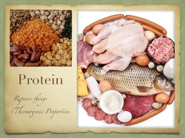 Por lo general, el cuerpo va a construir músculos más fuertes de lo que eran antes de que ellos se rompió. Así que la próxima vez que intente hacer una tarea, puede hacerlo. La proteína es una ayuda en el proceso.