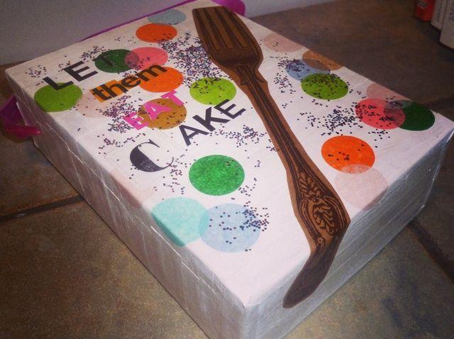 Fotografía - Cómo upcycle Cajas de cereales en bolsas de regalo
