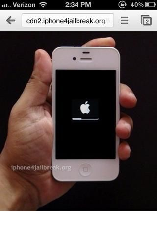 Ahora sentarse y tomar un bocadillo como sus actualizaciones de iPhone e instala!