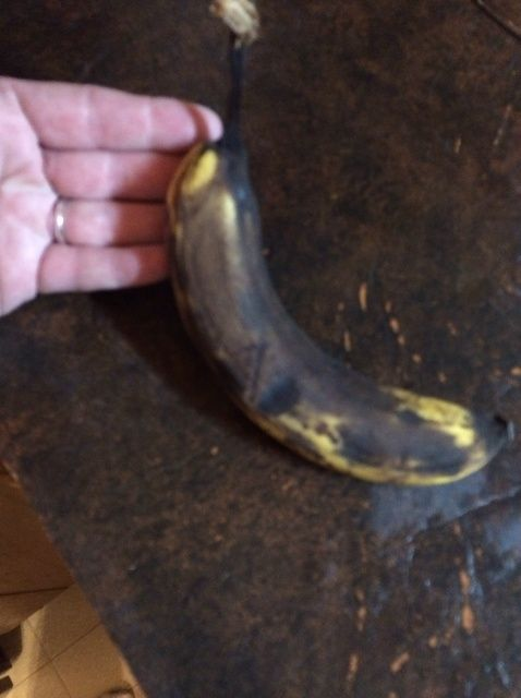 Fotografía - Cómo utilizar un plátano Oscuro