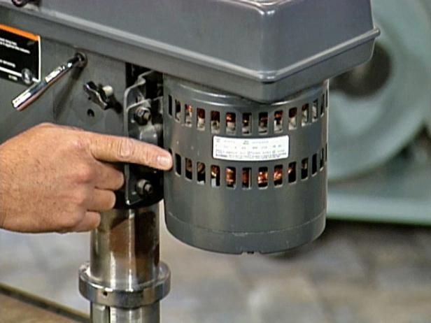 Fotografía - Cómo utilizar un taladro