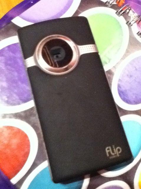 Cómo utilizar una cámara Flip Video