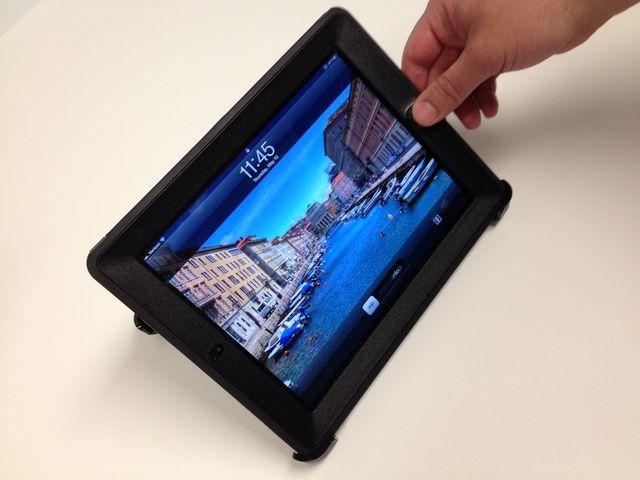 La pluma Kuel verdaderamente se convierte en el accesorio más esencial es el propietario una vez que el iPad sale.