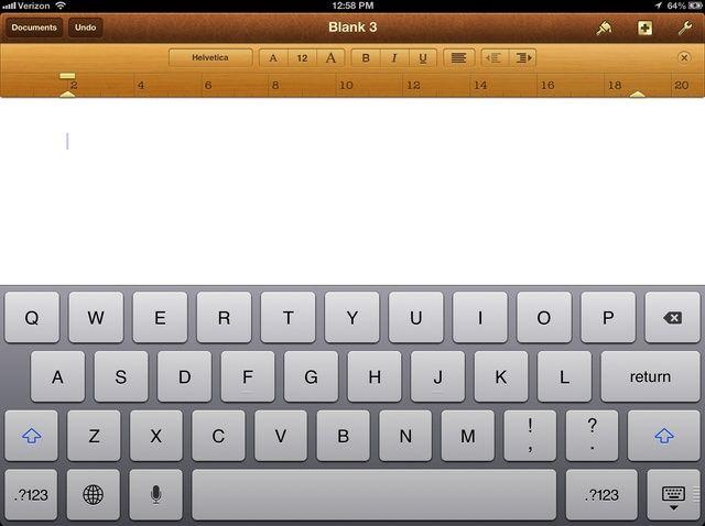 Cómo utilizar un teclado iOS y Add Otros teclados