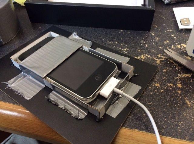 Cómo utilizar un viejo iPhone como una cámara de seguridad en línea