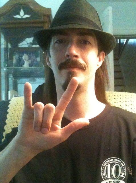 Fotografía - Cómo utilizar ASL Argot (American Sign Language argot)