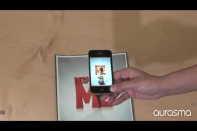 Añadir un vídeo, animación o imagen para un cartel.
