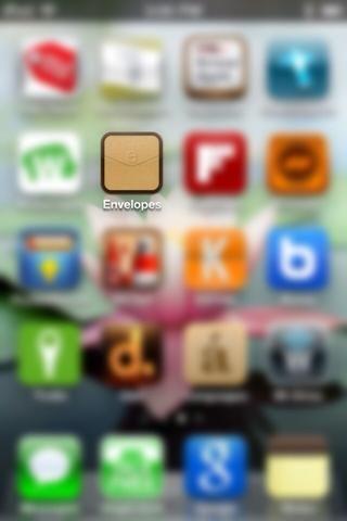 Abre la aplicación SOBRES.