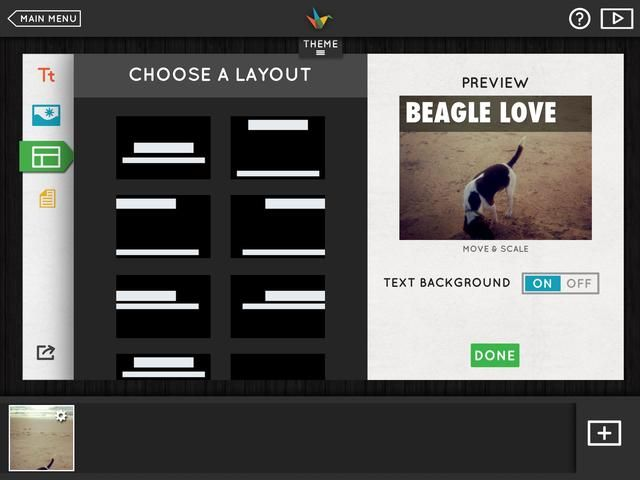 Diseño texto se puede cambiar mediante la ficha Formato de verde. Intente varias opciones después de insertar la imagen para que pueda ver donde mejor se ve. También puede activar el fondo del texto gris dentro y fuera.