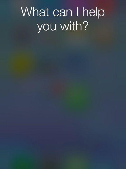 Cómo utilizar la cabeza mociones en iOS 7