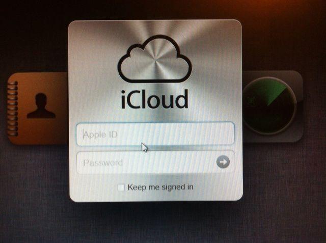 También puede visitar icloud.com desde un ordenador. Inicia sesión con tu ID de Apple.