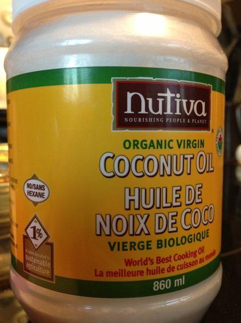 Fotografía - Cómo utilizar aceite de coco Virgen orgánicos para su piel